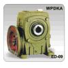 Riduttore di velocità della scatola ingranaggi della vite senza fine di Wpdka 135