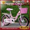 2016 popular bicicleta cor-de-rosa de 16  ou 20  miúdos com liga de alumínio