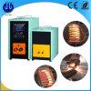 Machine de chauffage par induction de barre en acier avec l'écran de Digitals