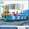 遊園地のための中国の工場価格の膨脹可能な弾力がある城