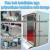 Nocken-Verschluss-Installations-Typ Polyurethan-Isolierungs-Kaltlagerung