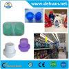 Fabricante de medição líquido plástico do tampão de frasco do detergente de lavanderia de Dehuan China