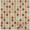 Entwurfs-Flambe glasig-glänzende Porzellan-Mosaik-Fliese des Spitzenverkaufs-2017 künstlerische