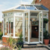 Feelingtop laminou a casa de campo do vidro de segurança e o Sunroom de alumínio do jardim (o FT-S)