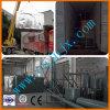 Sistema di filtrazione dell'olio dell'olio per motori della macchina nera di raffinamento/automobile utilizzata