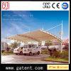 Tienda impermeable al aire libre del garage del coche de la tienda del estacionamiento del coche de la tienda del Carport para 4 coches