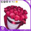 Коробка подарка круглого цветка бумажная упаковывая