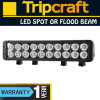 Krachtige 17.2  200W CREE Auto LED Light Bar voor ATV Worklight Drive Light SUV Tractor