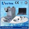 De Laser die van de Vezel van het Type van handvat Machine voor ABS, Metaal, Plastiek en Pakket merken