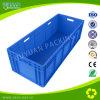 Envase logístico de la UE de la talla del volumen de ventas grande azul de los PP Mterial