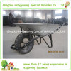 Wb6400 Multipurpose Wheel Barrow, Frankreich Model Brouette mit Cheap Price, Schwer-Aufgabe Wheelbarrow