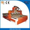 Macchina per incidere di legno del multi dell'asse di rotazione Acut-1825-4 router di CNC/macchinario di legno di taglio