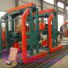 Machine électrique de scierie de découpage de cornière de gestion par ordinateur