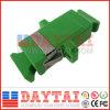Singolo adattatore ottico della fibra dello Sc APC di memoria di alta qualità