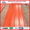 Hojas curvadas PPGI prepintadas del material para techos del metal