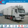 De Gekoelde Vrachtwagen van Sinotruk HOWO 10 Wielen