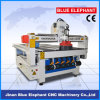 Ele-1325 de Houten Machines met geringe geluidssterkte van 3 Aixs CNC met De As van de Waterkoeling