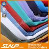 Saia 100% del cotone con tessuto di smeriglitatura per l'indumento