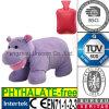 Hoofdkussen van het Huisdier van het Stuk speelgoed van de Pluche van Hippo pp het Katoen Gevulde