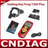 Zeer belangrijke Programmeur T300+ Nieuwe Release+Ritawang van de Auto van Godiag de Auto