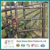 鋼鉄馬の塀のゲートによって電流を通される管の馬の塀のパネル