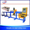 Автомат для резки плазмы CNC Oxy профессионала для слабой стальной трубы