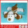 Hot Sale Christmas Plush Soft Dog Toy