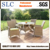 Rattan Dining Round Table e Chairs (SC-B6904)
