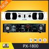 Amplificateur de puissance professionnel de série d'amplificateur de Xibon (PX-1800)