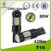 Bulbo del poder H1 80W LED del coche