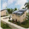 10kw Solar Wind Hybrid Power System con Complete Parte