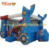 Kule New 2015 Style Robot Model Home Use Indoor Inflatable Bouncy Jumper para Kids com En14960 Certificate