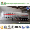 실용적인 반 LPG 탱크 세 배 차축 트레일러 액화천연가스 유조 트럭 트레일러