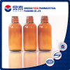 Amber farmaceutico Glass Bottles per Syrup