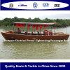 De Boot van de Passagier van het Sightseeing van de elektroMacht