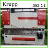 Freio hidráulico da imprensa da placa de metal do CNC de We67k