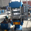 Curado de la máquina de la prensa que vulcaniza, prensa de vulcanización de goma