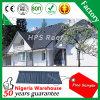 Fabrication enduite en pierre de Guangzhou de tuile de toit en métal de secousse