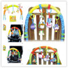 Pram Arch Toy, Buggy Arch Pram Toy, Baby Play Travel Arch Toy, Baby Activity Toy Arch für Buggy/Pushchair/Car Seat/Pram/Baby Craib, Baby Toy Arch Mobile