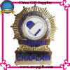 Metallo Police Badge con 3D Logo