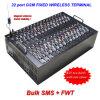 32 포트 128 Sims VoIP Gateway+Bulk SMS Gateway (128sims)