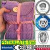 De Lavendel van de Zak van de Hitte van de microgolf breit Sjaal