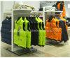 Стойка индикации одежд пола Wood/Metal спортивный (ZS-002)
