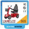 Bestes bewegliches Mobilitäts-Roller-Einzelsitz-Invalidität-Auto, elektrischer Roller für Behinderte
