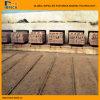Câmara do secador do tijolo da argila do preço do projeto da estufa de túnel