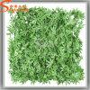 Parete verde artificiale dell'erba artificiale del tappeto erboso della decorazione del giardino