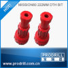 Mission80-222mm High Air Pressure DTH Bit für Water Well Drilling