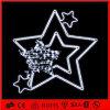 クリスマスのモチーフライト星の休日の装飾ライト