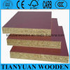목제 Grain Faced Chip Board 또는 Particle Board