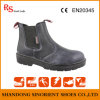 Шальная кожа лошади никакая работа шнурка Boots Китай Snc304